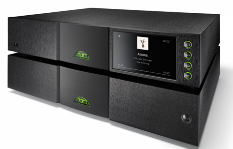 Streamer DAC Naim ND555