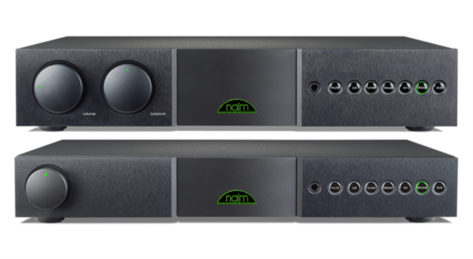 Amplificatori Naim Supernait 3 e Nait XS 3